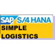 SAP S/4 HANA SIMPLE LOGISTICS  1511 SYSTEM ACCESS